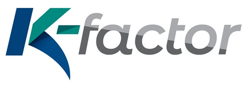 K-Factor Logo
