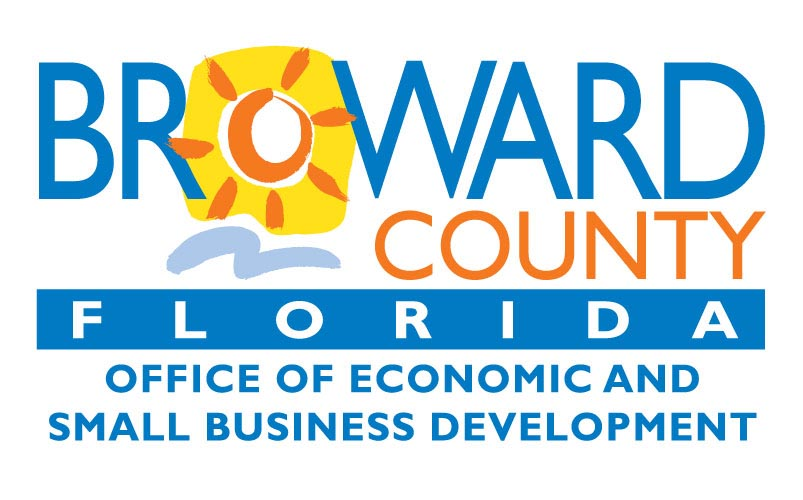 Broward County Office of Economic and Small Business Development logo