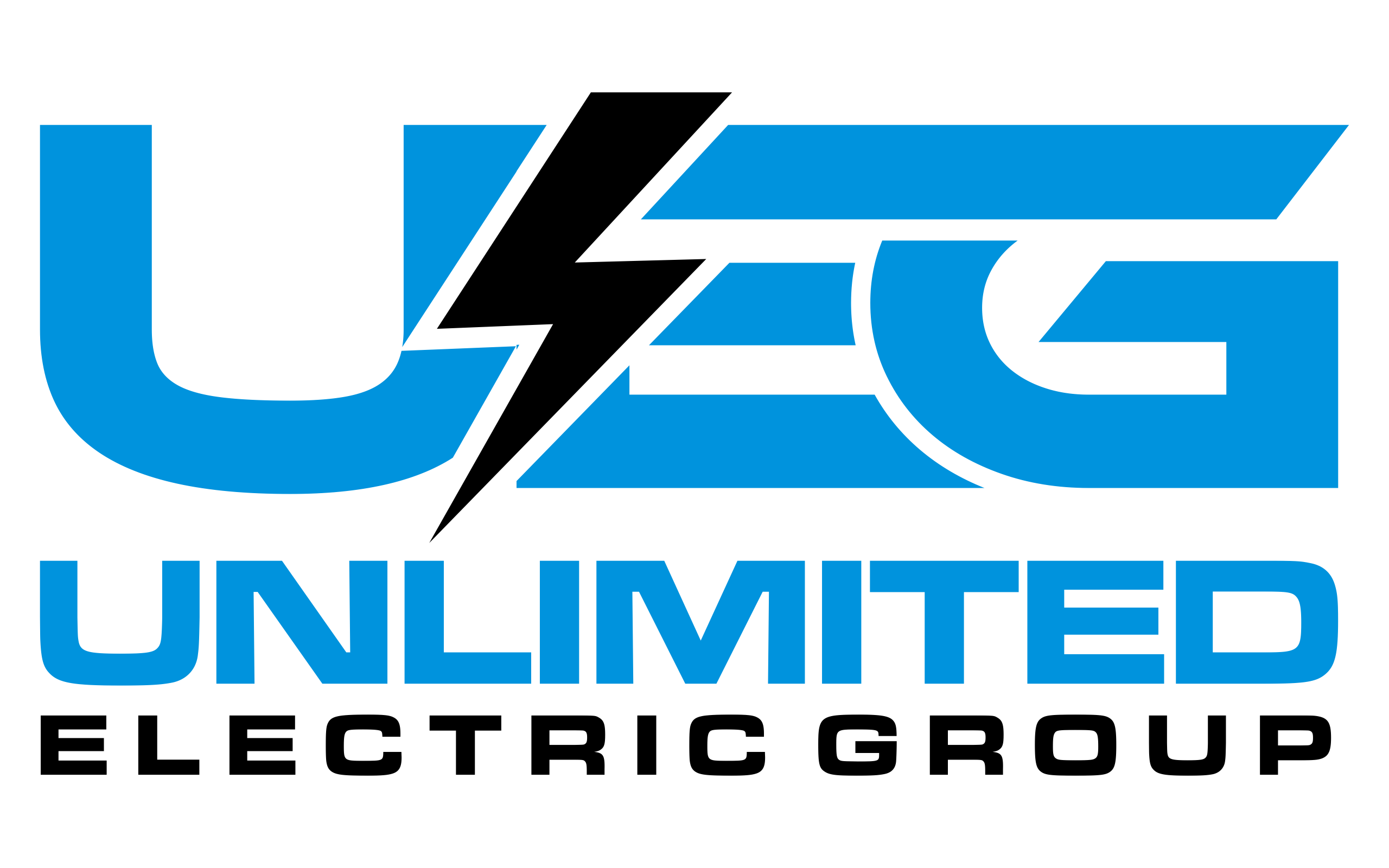 unlimited electric group logo